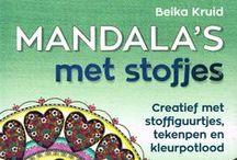 Mandalaboeken van Beika Kruid / Boeken door mij geschreven www.mandala-beika.vpweb.nl