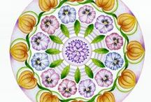 Mandala's van BEIKA KRUID / mandala's getekend door Beika Kruid. www.mandala-beika.vpweb.nl