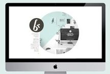 w e b   d e s i g n. / belle inspiration de conception web/beautiful web design inspiration