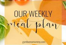 Food | Meal Planning & Prepping Ideas / Great meal ideas for a family on a budget. We try to feature gluten free & slimming world friendly recipes & meal ideas