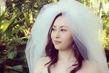 veil style/ベール スタイル / TV 雑誌で 活躍するトップアーティストがハワイでの結婚式のヘアメイクをお手伝いいたします!