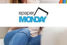 epaper Monday / Ab jetzt gibt es einen Grund, sich auf Montag zu freuen: Der epaper Monday. Immer Montags verschenkt einer unserer Partnerverlage eine epaper-Ausgabe. Einen ganzen Tag lang, kann jeder diese Ausgabe kostenlos herunterladen: https://www.epaperlesen.de/epaper-Monday