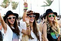 Coachella Style / Our favorite Coachella fashion finds.