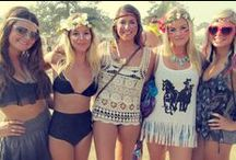 Summer Style: Festival Fashion / Our favorite in Festival Fashion, from #Coachella and beyond!