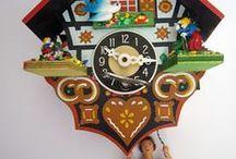CLOCK COUCOUS