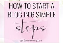 Blog | Blogging Hints, Tips & How To's / Everything you need to know to be a successful blogger. Lot's of blogging hints, tips & how to's