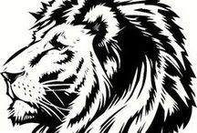 Black en White