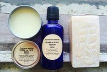 PureHaven Naturals: Men's Skincare / Find Me On Etsy!  For The Boys. Handmade. Vegan-Friendly Range. All-Natural. No Hidden Nasties.