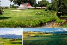 Wyoming Golf / Experience Troon in Wyoming!