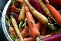 Potager : carottes