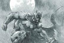 Comic Book Arts. / by Matthew Shields