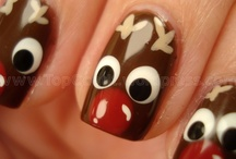 ChristmasNail`s....