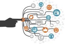Over media / Elke klantenfase heeft zijn eigen doelstelling en daar wordt de inzet van media op afgestemd.  REACH - DEPTH - RELATIONSHIP