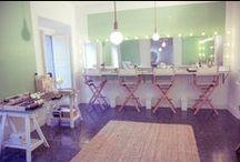 NUESTRA ESCUELA / Cursos de maquillaje profesional 100% prácticos en nuestra Escuela Bajobé MakeUp Studio
