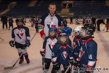HC SLOVAN Kids / HC SLOVAN Bratislava youth players