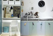 Kids bedrooms / by Idesign4