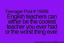Teenager Posts :P  / by Amanda Morales