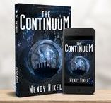 THE CONTINUUM by Wendy Nikel / THE CONTINUUM by Wendy Nikel - a time travel novella coming in January 2018 from World Weaver Press
