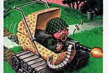 COLLECTIBLES--GARBAGE PAIL KIDS / LOVE THESE  / by Melissa Robinson