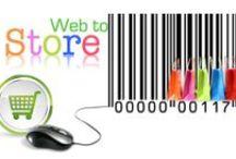 """""""Web to store"""" / Il s'agit d'un comportement d'achat : les internautes et mobinautes recherchent des informations détaillées  sur Internet (taille, disponibilité, lieux de vente, meilleurs tarifs, avis de consommateurs...) avant de se rendre en magasin."""