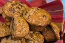 Marvelous Muffins / by Laura Theodore, the Jazzy Vegetarian