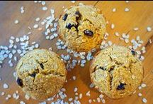 My Fabulous Flax-Oat Muffins / by Laura Theodore, the Jazzy Vegetarian