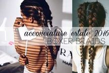 [beauty] Braid - treccia / styling your hair whit braids