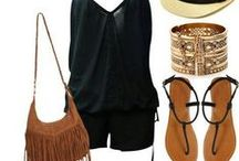 Summer/ Spring Fashion / Spring/Summer fashion.. Keep pinning on...