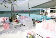 Luxury Wedding White/Pink / Wedding & Event Planner/Designer www.wedding-events.ch