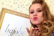 Premios #YoDona 2014 #ELLE España / 24 de junio 2014 Maquillamos a Manuela Vallés y pasó por las manos de Manu Cerdá para peluquería. Noviembre vemos #maquillaje y #peluquería perfectos