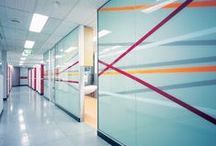 Office interior / Inspiration for office interior, design, user experience route