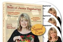 DVD! Best of Jazzy Vegetarian 3-Disc Collection is here!
