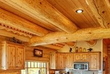 DECORATING - Log Cabin Ideas