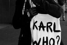 Karl Lagerfeld / Fashion
