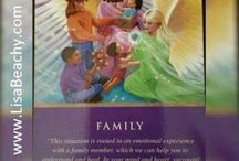 Daily Angel Card Messages / Daily messages from Spirit and angels