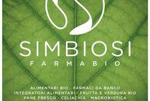 Simbiosi  Farmabio / Un concept store dedicato a chi si vuole bene...Parafarmacia e Negozio biologico insieme...per una cura del proprio corpo a 360 gradi...