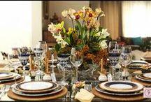 Mesa Posta / Precisando ideias ou inspiração? A cook & Beyond te ajuda a criar ambientes incríveis. Misture cores, texturas e tendências e crie mesas maravilhosas.