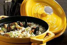 Staub / Panelas e Assadeiras Staub, durabilidade, bom gosto e sofisticação em sua cozinha. Cook & Beyond, utensílios de qualidade para cozinhar e inspiração culinária!