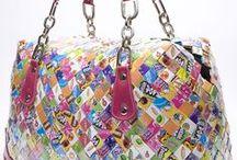 skládané kabelky