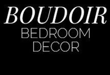 Boudoir / Sexy spaces | Bohemian spaces | Classic spaces  Bedroom, Boudoir, Bed Spread, Home Decor, Rugs, Side Table, Duvet, Lamps, Wall Hanging, Art, Frames, Home, House, Wall Colour, Wall Paint, Interior Design, Home Design, Bedroom Design, Room Design, Doona, Quilt, Bed, Pillow, Bedhead, Bohemian