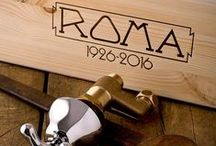 """Happy Birthday ROMA ... 90 years young! / Rubinetterie Stella are celebrating a very important anniversary in 2016: the 90th birthday of the Roma collection! It is rare that a product is manufactured for decades upon decades surpassing all trends and fashions; when this happens we are truly in the presence of a design """"icon""""."""