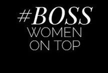 #GIRLBOSS / Get productive, get your chic shit together, and make your OWN money.