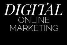 Digital Marketing / We live in a digital world, and I'm a Digital Girl.