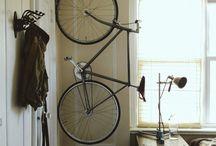 BIKES / Cute bikes, bike colors, bike racks, bike storage