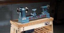 Sorvaus / Wood turning, lathe