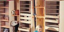 Kaapit ja laatikot / Cabines, drawers