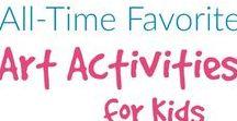 DIY Art Activities for Kids