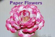 Handmade Flower Creations / by Jeanette Duke