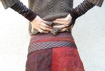 Wearables. / Tattoo ideas, costumes, steam punk, tweed ride, Tibetan traditional dress, style. / by Oak Herder