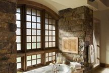 Kitchens & Bathrooms / by Jackie Hogue